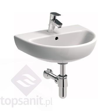 Koło Nova Pro Umywalka 60 Cm Z Otworem Z Przelewem M31160000