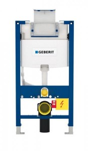 Geberit Duofix Omega 82 Stelaż podtynkowy do WC H-82, 111.003.00.1