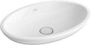Villeroy & Boch Loop & Friends Umywalka stojąca na blacie 585 x 380 mm 51510101
