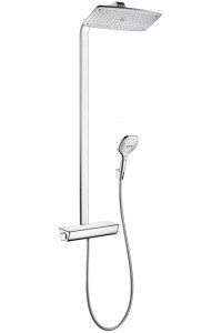Hansgrohe Komplet prysznicowy Raindance Select 360, DN15, chrom, 27112000